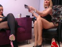 Britney & Laurette Private Webcam Show