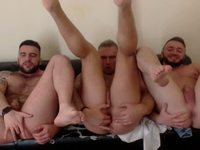 Lexxy & Tig & Dik Private Webcam Show
