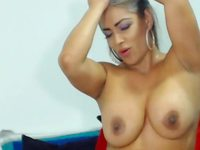 Daniela Urluch Private Webcam Show