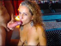 Catalina Maria & Bert Galarga Private Webcam Show