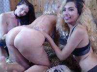 Jodi & Friends Private Webcam Show