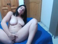 Layla Ruiz Private Webcam Show - Part 2