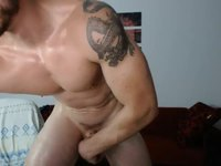 Oliver Musclee Private Webcam Show