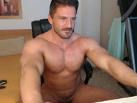 Xavier Hulk Private Webcam Show