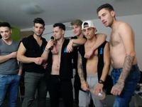 Aphrodite Boys Frat House Party on Dec 16, 2017