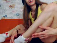 Helen Gaiety Private Webcam Show - Part 2