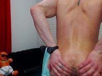 Johnny Shredded Private Webcam Show