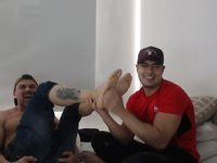 Muscle Daddy Tickle Torture