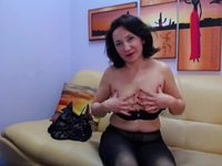 Alba Giovanni Private Webcam Show - Part 3