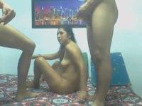 Vallery Red & Dhanilo & Yeremy & Derek Private Webcam Show
