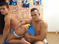 Latin Twinks Tickle Protates