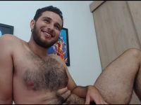 Alberto Gutierrez Private Webcam Show