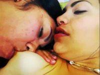 Anny Jayems & Isa Villa Private Webcam Show - Part 2