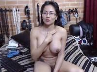 Hot Sabrina Private Webcam Show - Part 2
