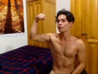 Dominick Crawford Webcam Showing It Hard