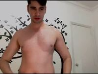 Steffan Cavalli Private Webcam Show - Part 2