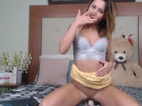 Sweet Peaches Private Webcam Show