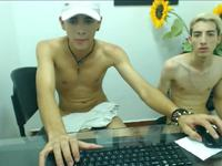 Phil Kland & Santiago Luker Private Webcam Show