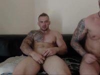 Lexxy & Tig & Dik Private Webcam Show