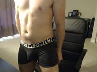 Corey Mainville Private Webcam Show