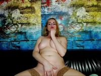 Vicky Ginger Private Webcam Show