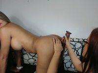 Sofia & Paola Private Webcam Show