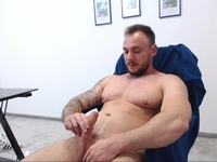 Michael Thor Private Webcam Show