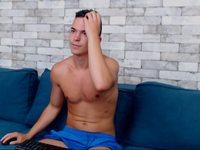 David Raspy Feature Webcam Show - Part 2