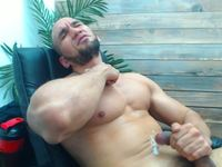 Massimo Salvatore Private Webcam Show - Part 2