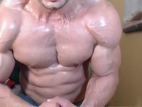 Jon Musclle Private Webcam Show