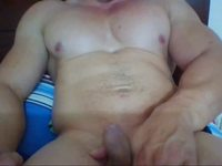 Danny Musclehot Private Webcam Show