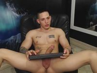 Hans Odinson Private Webcam Show