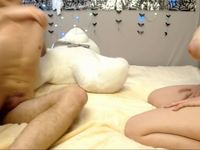 Leo & Crystal Private Webcam Show