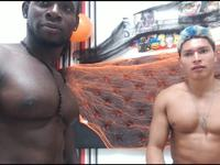 Jackson & Jey Private Webcam Show