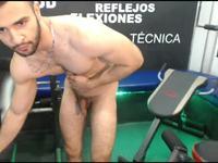 Donato Franco Private Webcam Show - Part 2