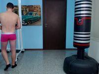 James Alvarez Private Webcam Show