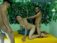 Ivann Peluq & Maiker Mata & Enman Sarab Private Webcam Show