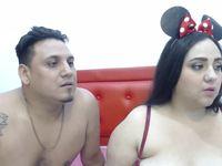 Mandy & Christopher Private Webcam Show