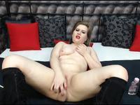 Mia Moretti Private Webcam Show - Part 2