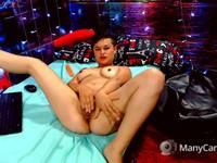 Hecate Squirt Private Webcam Show - Part 2