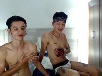 Alan Martinez & Kendall Ross Private Webcam Show