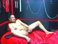 Latina Fetishk Private Webcam Show