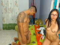 Alessandra & Carlo Private Webcam Show