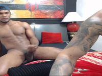 Judas & Reymond Private Webcam Show
