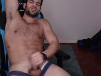 Tommy Hartman Private Webcam Show