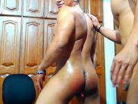 Fabian Arango & Aaron Velour Private Webcam Show