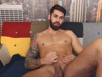 Simon Riley Private Webcam Show