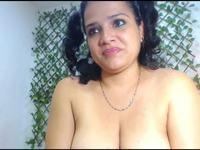 Sharon Benett Private Webcam Show - Part 2