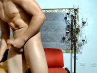 Axel Uribe Private Webcam Show
