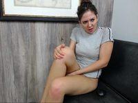 Ginna Cambell Private Webcam Show
